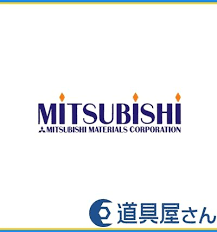 三菱マテリアル チップ (10個入り) CCMT120404-MK その他 ...