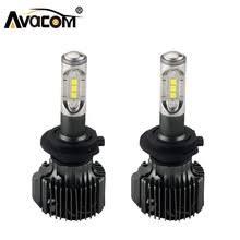 СВЕТОДИОДНЫЙ <b>Автомобильный</b> светильник Avacom H4, 12 В ...
