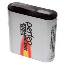 <b>Батарейка</b> 4.5V <b>Perfeo 3R12</b>/<b>1SH Dynamic</b> Zinc, солевая ...