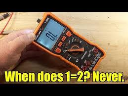<b>Lomvum</b> T28B Multimeter Review & Teardown - YouTube