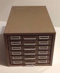 6 Drawer Lateral File Cabinet Steelmaster Cabinet Ebay