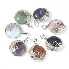 <b>Kraft beads Silver Plated</b> Amethysts Blue Sand Stone Rose Pink ...