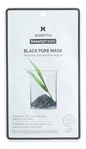 Тканевая маска очищающая для <b>лица</b> Beauty Treats Black Pore ...