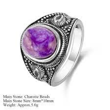 <b>GUYINKU Natural</b> Charoite Lapis Rose Quartz Colorful <b>Gemstone</b> ...