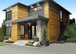 ideas about Small Modern Houses on Pinterest   Small Modern    W   Attractive  amp  Affordable Small Contemporary Design  bedrooms   family rooms  Contemporary Home PlansContemporary HousesEplans