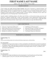 senior scientist resume sample jpgsenior scientist resume sample  amp  template