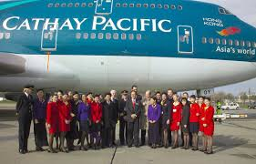 Image result for cathay pacific