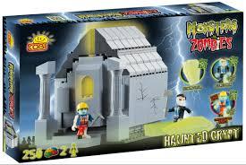 <b>Конструктор COBI Haunted Crypt</b> 46164 | Магазин boy-toys.ru
