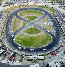 Image result for figure 8 stock car race