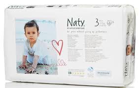 <b>Подгузники Naty</b> размер <b>3</b> (4-9 кг) эконом 52 шт — купить в ...