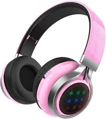 Excelvan Bluetooth Headphone <b>Portable</b>,Extra Bass Hi-Fi: Amazon ...