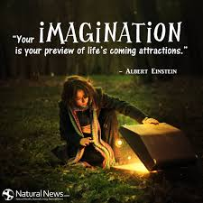 Imagination Quotes, Sayings Pictures & Images via Relatably.com