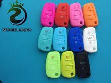 Online Shop Pusakieyy <b>1pc Silicone Rubber</b> Car Key Fob Cover ...