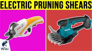 10 Best <b>Electric Pruning</b> Shears 2019 - YouTube