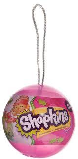 <b>Shopkins</b> Набор <b>фигурок</b> в елочном шаре <b>2 шт</b> цвет розовый ...