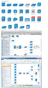 network diagramming tools   design element   cisco   professional    network diagramming software  design elements   cisco  win mac