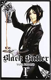 <b>BLACK BUTLER</b>, VOL. 1: Amazon.co.uk: Yana Toboso ...