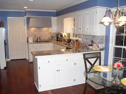 house decor themes amazing blue wall colors themes kitchen design featuring u shaped