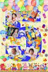 Плакат ребенку на 7 лет
