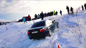 Акула E60 BMW Доминирует! Проблема c Subaru. Прыгающие ...
