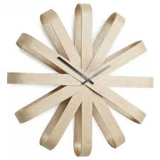 <b>Часы настенные Ribbon</b> (Umbra) купить по цене от 3 490 руб. в ...