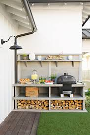 gallery outdoor living wall featuring: built in cook space gallery  california dreamin cookspace