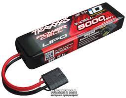 ROZETKA   <b>Аккумулятор Traxxas</b> LiPo <b>11.1</b>V <b>5000 mAh</b> (2872X ...