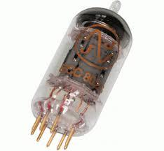 Подобранная электронная <b>лампа JJ Electronic ECC802S</b> Gold ...