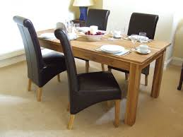 Kitchen Table With Benches Set Furniture Black Dining Room Set Kitchen Table Set Black Interior