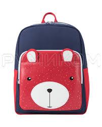 Детский <b>рюкзак Xiaomi Xiaoyang School</b> Bag (красный ...