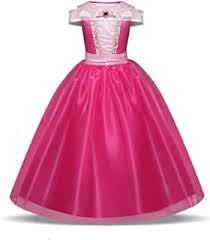 Pink - Dresses / Girls: Clothing - Amazon.co.uk