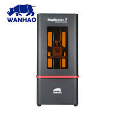 2019 New D7 V1.5 <b>Wanhao</b> D7 <b>Duplicator 7</b> UV resin 3D Printer ...