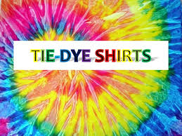 Image result for Tie dye shirts