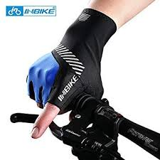 wowobjects <b>1Pc Cycling</b> Gloves Half Finger Men <b>Breathable Bike</b> ...