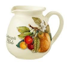 Кувшин <b>Nuova cer</b> s n c Сливочник 04л итальянские фрукты ...