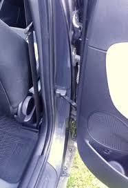 <b>Накладки ограничителей дверей</b> — KIA Ceed, 1.6 л., 2012 года ...