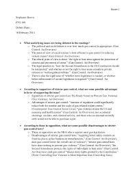 against gun control essaycollege essays  college application essays   essay about gun control gun control essay