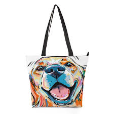 <b>CROWDALE</b> DIY <b>Customizer</b> Women Bags 3D Cute doges Print ...