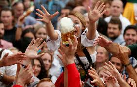Oktoberfest 2013 – Worshipping the suds – The Eye