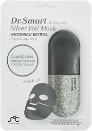 <b>Маска для лица DR.SMART</b> By Angel Key д/ровного цвета и ...