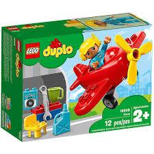 Купить <b>конструктор LEGO DUPLO Самолёт</b> 10908 в интернет ...