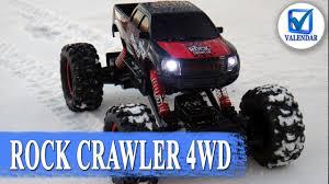 Пикап ROCK CRAWLER HB-P1401 - супер проходимость 4WD и ...