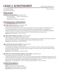 creative resume would do misc skills rather than computer