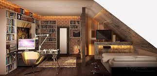 low ceiling attic bedroom ideas bedroomravishing aria leather office