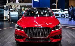 Новый Hyundai Genesis G80 2018 | Обзор характеристик седана ...