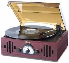 Купить Виниловый <b>проигрыватель ION AUDIO TRIO</b> LP с ...