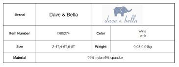 Dave <b>bella</b>/летнее платье для маленьких девочек; розовые <b>чулки</b> ...