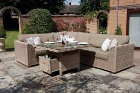 patio furniture sectional ideas:  outdoor patio furniture sectionals fascinating comfortable outdoor patio beige rattan wicker sectional sofa with