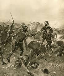 battle of poitiers capture of king john of and his 14 year old son at the battle of