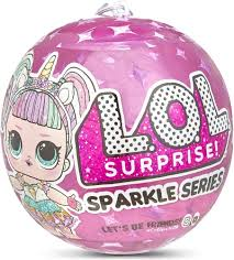 <b>Кукла</b>-<b>сюрприз</b> MGA Entertainment в шаре <b>LOL</b> Surprise Sparkle ...